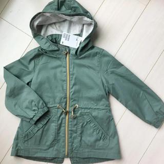 エイチアンドエム(H&M)の新品♡H&M 105 カーキ  ジャケット ミリタリー(ジャケット/上着)