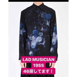 ラッドミュージシャン(LAD MUSICIAN)のLAD MUSICIAN 19SS 46サイズ(シャツ)