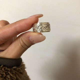 Silver 950 アラベスクリング(リング(指輪))