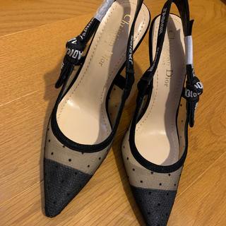 ディオール(Dior)の新品未使用 36 9.5cmヒール(ハイヒール/パンプス)