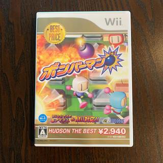 ハドソン(HUDSON)のボンバーマン Wiiソフト(家庭用ゲームソフト)