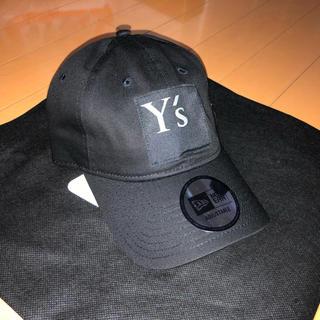 ワイズ(Y's)のy's newera コラボキャップ(キャップ)