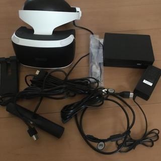 プレイステーションヴィーアール(PlayStation VR)の PS4 VRセット 動作未確認(家庭用ゲーム機本体)