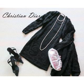 """クリスチャンディオール(Christian Dior)の""""Christian Dior"""" ミニドレス3点セット(ミニワンピース)"""
