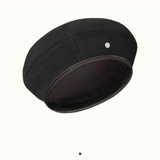 エルメス(Hermes)のエルメス ベレー帽 サントノーレ(ハンチング/ベレー帽)