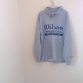 ウィルソン(wilson)のsquirrel様専用(トレーナー/スウェット)