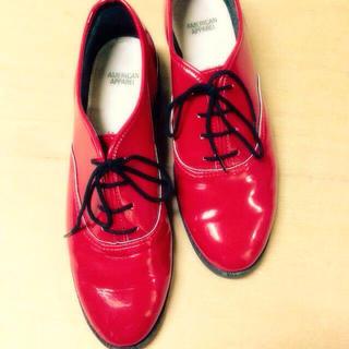 アメリカンアパレル(American Apparel)のアメリカンアパレル◼︎ダンシングシューズ(ローファー/革靴)