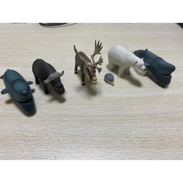 シャクレプラネット キッズ/ベビー/マタニティのおもちゃ(ぬいぐるみ/人形)の商品写真