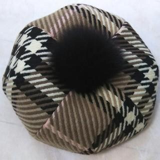 バーバリーブルーレーベル(BURBERRY BLUE LABEL)のBURBERRY  帽子(帽子)