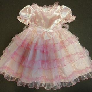 キャサリンコテージ(Catherine Cottage)のピンクドレス size120(衣装)