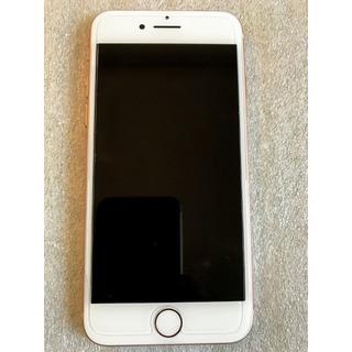 アップル(Apple)のiPhone8 64GB[SIMフリー、バッテリー100%、保証あり、超美品](スマートフォン本体)