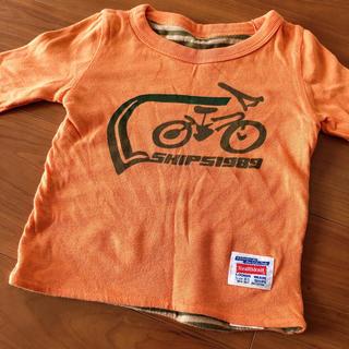 シップス(SHIPS)のSHIPS リバーシブル長袖Tシャツ(Tシャツ/カットソー)