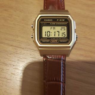 アパルトモンドゥーズィエムクラス(L'Appartement DEUXIEME CLASSE)のCASIO Deuxieme class  時計(その他)