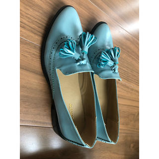 ジーナシス(JEANASIS)のJEANASIS シューズ(ローファー/革靴)