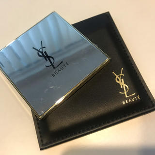 イヴサンローランボーテ(Yves Saint Laurent Beaute)の【新品、未使用】イヴ・サンローラン ミラー 非売品(ミラー)