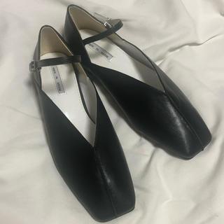 トゥデイフル(TODAYFUL)の最終お値下げ♡black row heel pumps(ハイヒール/パンプス)