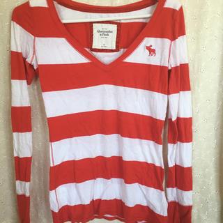 アバクロンビーアンドフィッチ(Abercrombie&Fitch)のアバクロ(Tシャツ(半袖/袖なし))