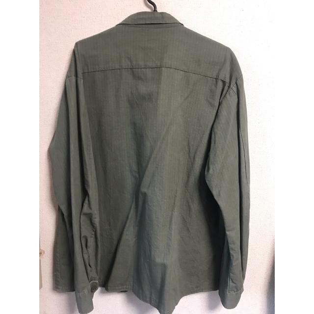 ROTHCO(ロスコ)のROTHCO社 US ARMY ジャングルファティーグ 古着 アメリカ軍 メンズのジャケット/アウター(ミリタリージャケット)の商品写真