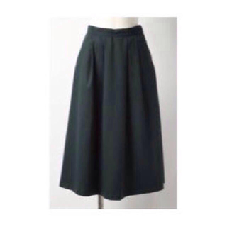 アップタイト(uptight)のミモレ スカート M(ロングスカート)