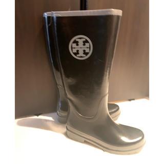 Tory Burch - tory burch トリーバーチ レインブーツ長靴 サイズ7 240〜24.5