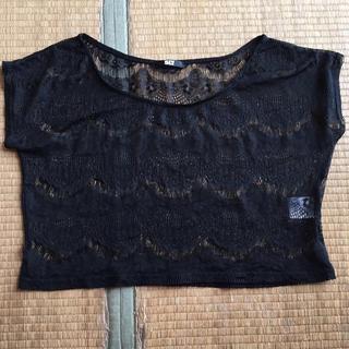 スライ(SLY)のSLY 刺繍 黒(ボレロ)