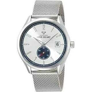 ライオンハート(LION HEART)のLION HEART(ライオンハート) 腕時計 LHW103SWH(ネックレス)