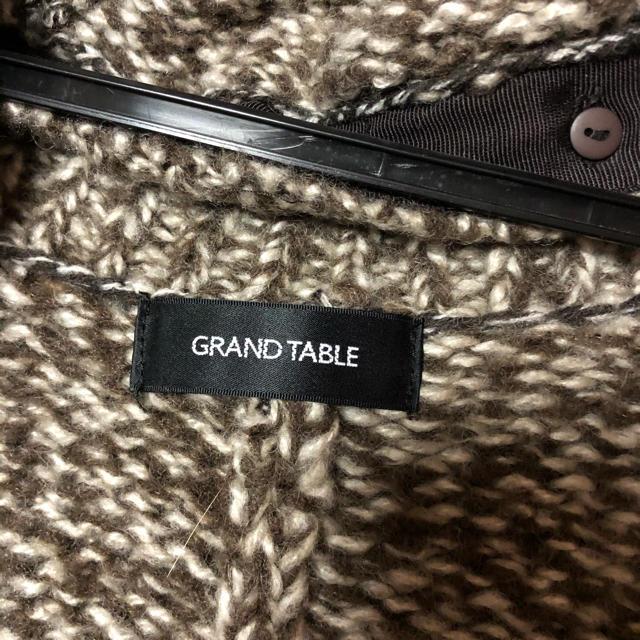 SCOT CLUB(スコットクラブ)のGRAND TABLE ポンチョ レディースのジャケット/アウター(ポンチョ)の商品写真