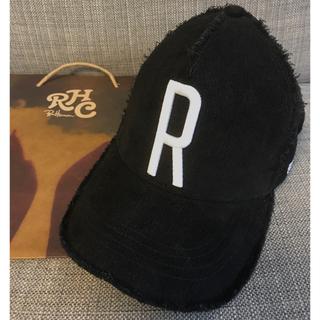 ロンハーマン(Ron Herman)のヨシノリコタケ ロンハーマン 福岡  コラボキャップ  ブラック  RHC  黒(キャップ)