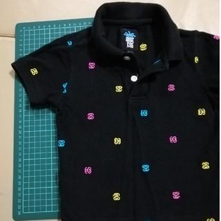 ステューシー(STUSSY)のSTUSSY stussy ステューシー ポロシャツ キッズ ポロ (Tシャツ/カットソー)
