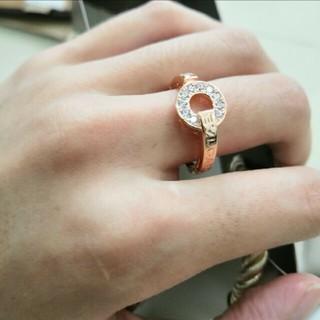 ブルガリ(BVLGARI)の美品!Bvlgari リング(指輪) 大人気 刻印 早い者勝ち! (リング(指輪))