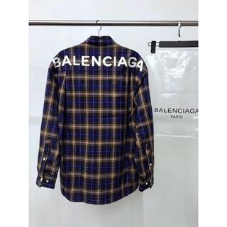 バレンシアガ(Balenciaga)のbalenciaga  バレンシアガ服シャツ(シャツ)