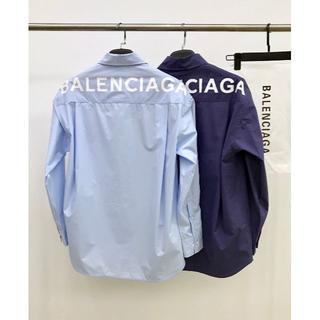 バレンシアガ(Balenciaga)の balenciaga   バレンシアガ   服  シャツ(シャツ)