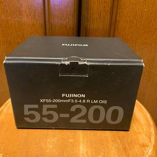 富士フイルム - FUJIFILM 箱のみ XF55-200