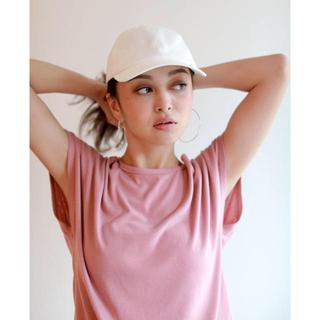 シールームリン(SeaRoomlynn)の完売品♡SEA BUCKLE CAP♡white1点(キャップ)