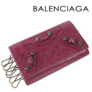 バレンシアガ(Balenciaga)のBALENCIAGA バレンシアガ キーケース(キーケース)