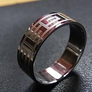 【B品】ステンレスリング F17(リング(指輪))