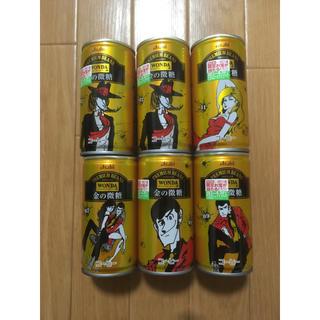 アサヒ(アサヒ)の【新品 未開封】☆WANDA ルパン三世缶☆(コーヒー)