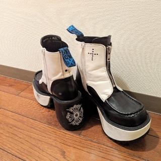 ヨースケ(YOSUKE)のYOSUKE 厚底ブーツ(ブーツ)
