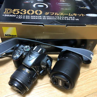 ニコン(Nikon)のNikon デジタル一眼レフカメラ(デジタル一眼)
