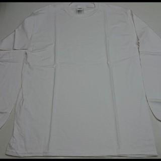 GILDAN - ギルダン スーパービッグシルエット 長袖Tシャツ