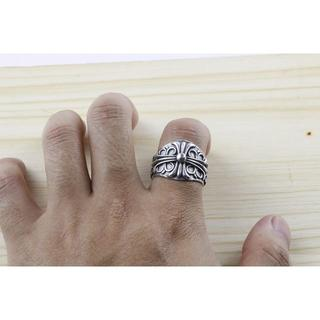 クロムハーツ(Chrome Hearts)のK136クロムハーツリング(リング(指輪))