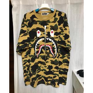 アベイシングエイプ(A BATHING APE)のa bathing ape シャークTシャツ(Tシャツ/カットソー(半袖/袖なし))