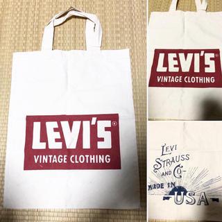 リーバイス(Levi's)の非売品 Levi's リーバイス 生成 エコ トートバッグ(トートバッグ)