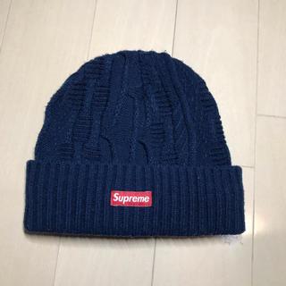 Supreme - supremeニット帽