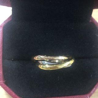 カルティエ(Cartier)のCartier カルティエ TRINITY トリニティリング (リング(指輪))