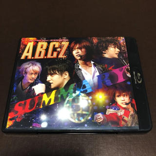 A.B.C.-Z - A.B.C-Z Blu-ray SUMMARY