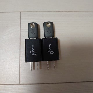 プルームテック(PloomTECH)のプルームテックプラグ(バッテリー/充電器)
