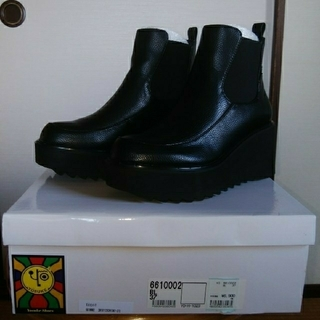 ヨースケ(YOSUKE)の厚底ブーツ(ブーツ)