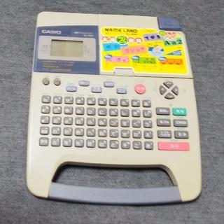 カシオ(CASIO)のNAME  LAND漢字ラベルライターKL-880(テープ/マスキングテープ)