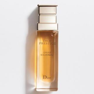 ディオール(Dior)の Dior  プレステージ ソヴレーヌ オイル(フェイスオイル / バーム)